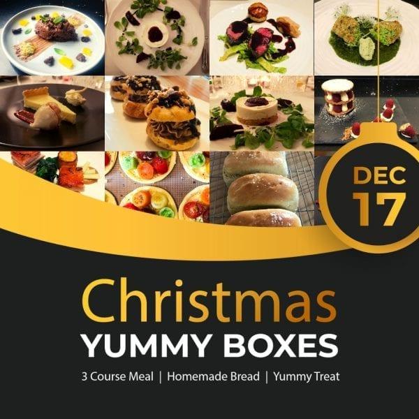 Christmas Yummy Box